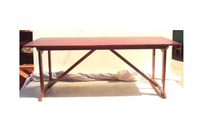 Dining table Fold-up image