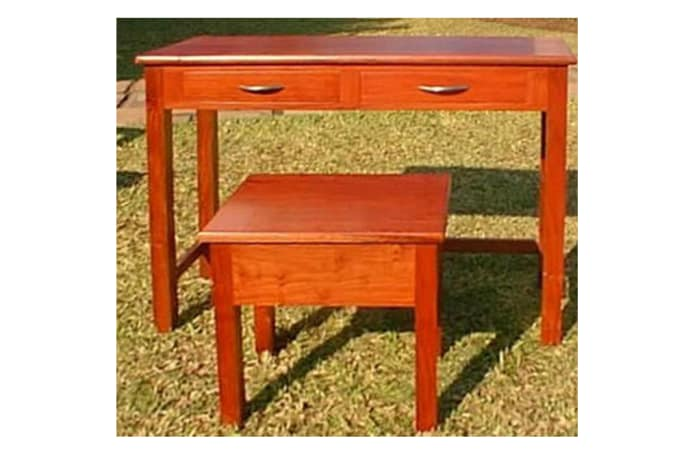Dressing table 2-drawer John Airy image