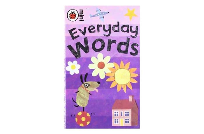 Ladybird Mini Everyday Words Activity Book  image
