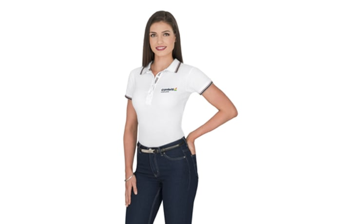 Ladies City Golf Shirt image