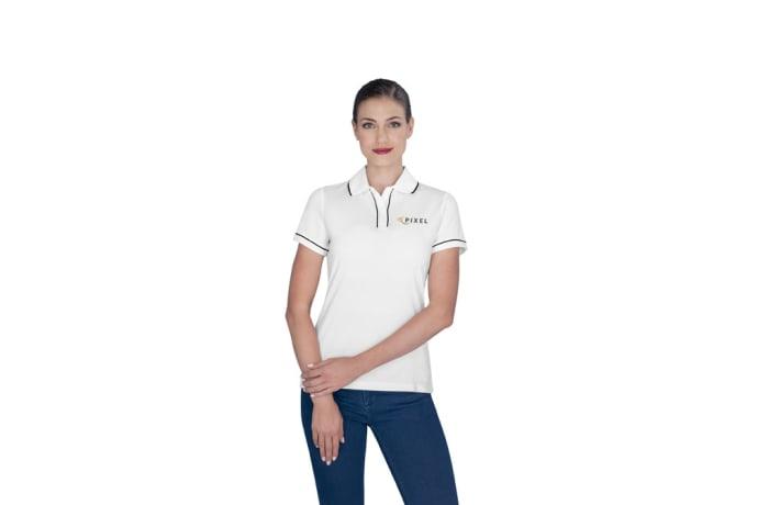Ladies Osaka Golf Shirt image