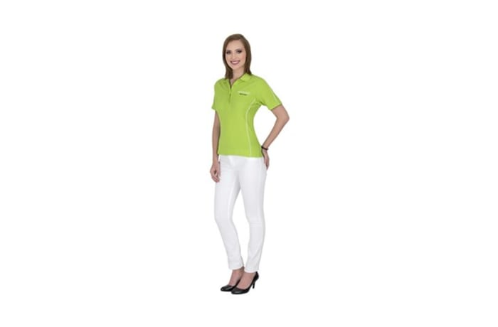 Ladies Pontiac Golf Shirt image