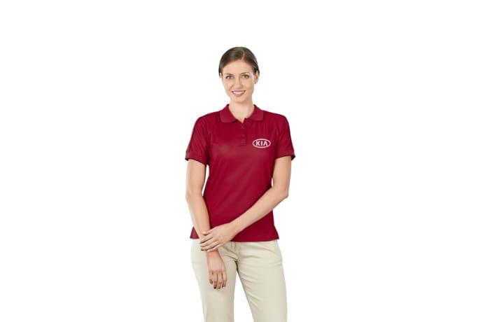 Ladies Resort Golf Shirt image