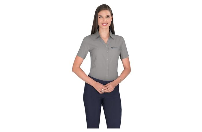 Ladies Short Sleeve Catalyst Shirt image