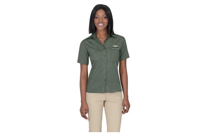 Ladies Short Sleeve Cedar Shirt image