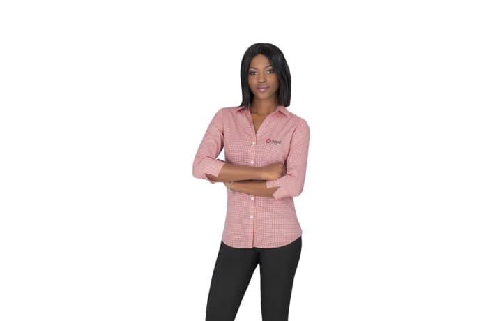 Ladies 3/4 Sleeve Edinburgh Shirt image