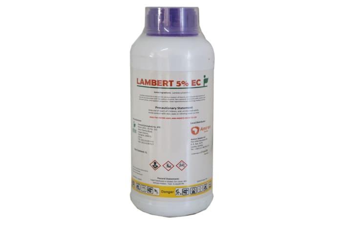 Lambert Lambda 5% EC 1 litre image