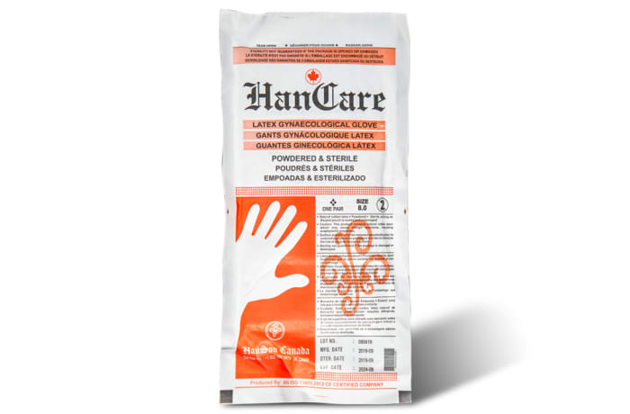 HanCare - Latex Gynaecological Gloves image