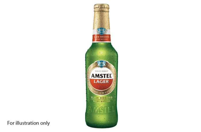 Lagers - Amstel Lager image