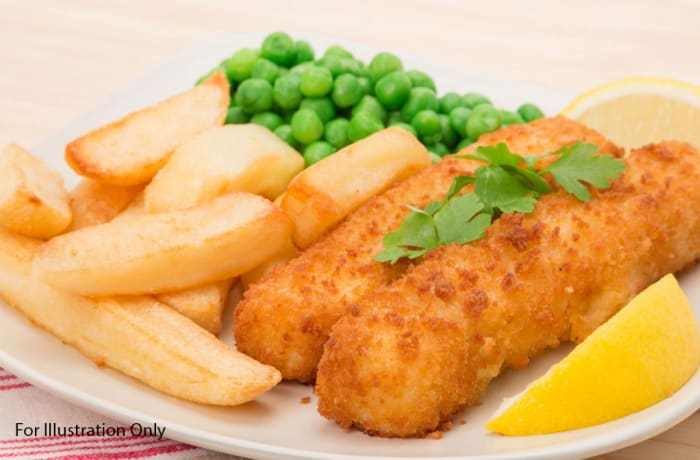 Children`s Menu - Fish - Fish Fingers image