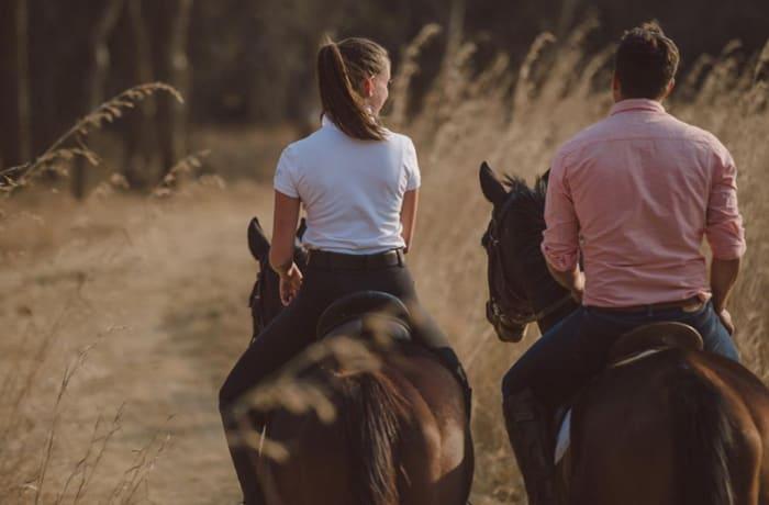 Horseback Safari image