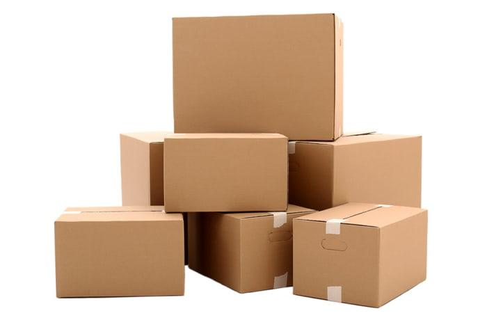Carton Boxes various sizes image