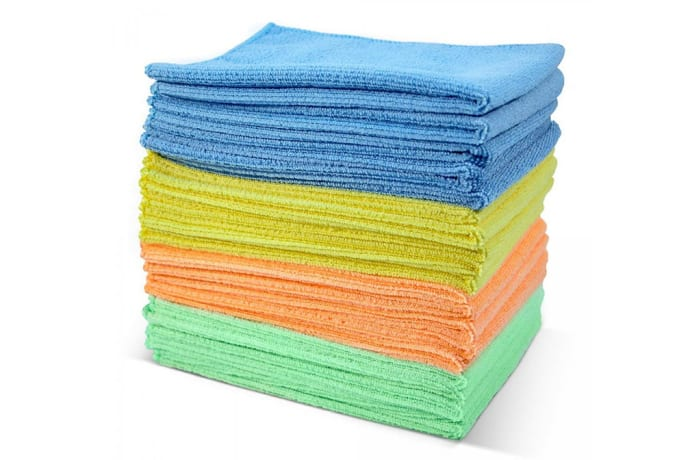 Cleaning rags image