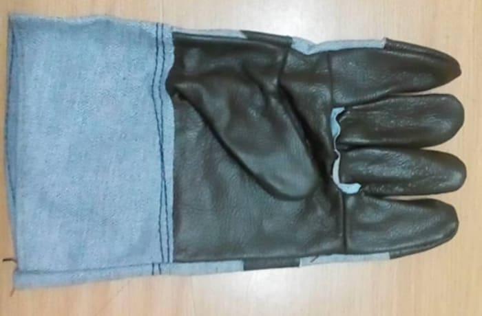 Gloves - Grey / Black image