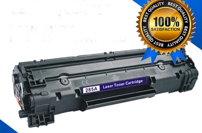 Printer Toner Cartridges -  HP Printer Toner Cartridges - Black image