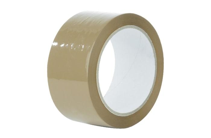 Low Noise Brown Polypropylene Tape image