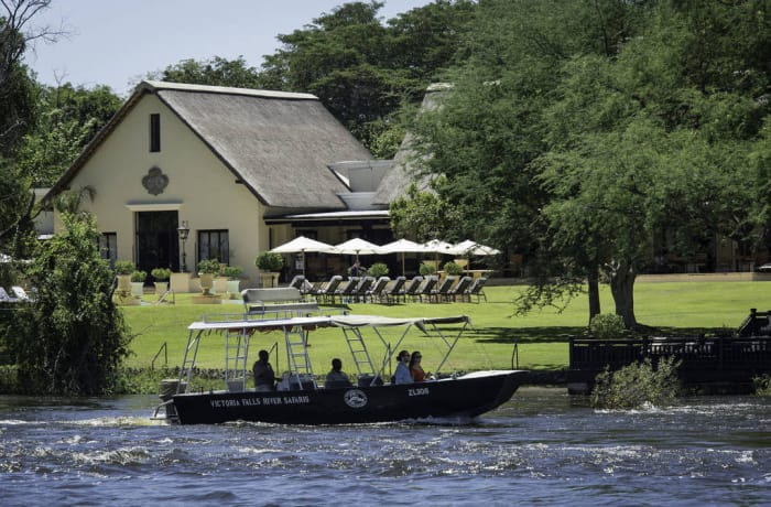 Victoria Falls Water Taxi image