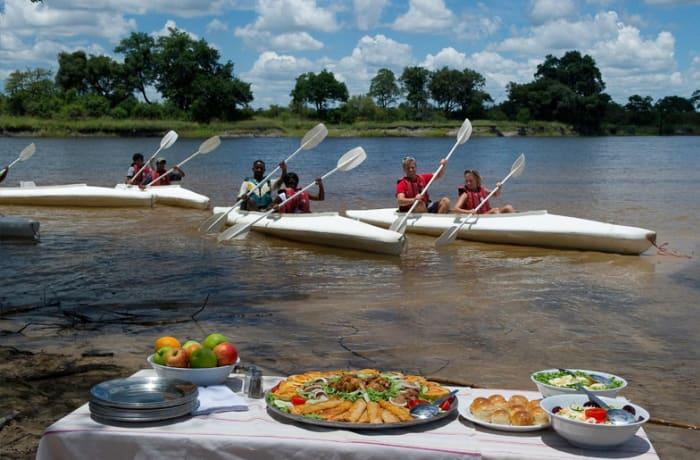 Makora Quest Canoe Safari image