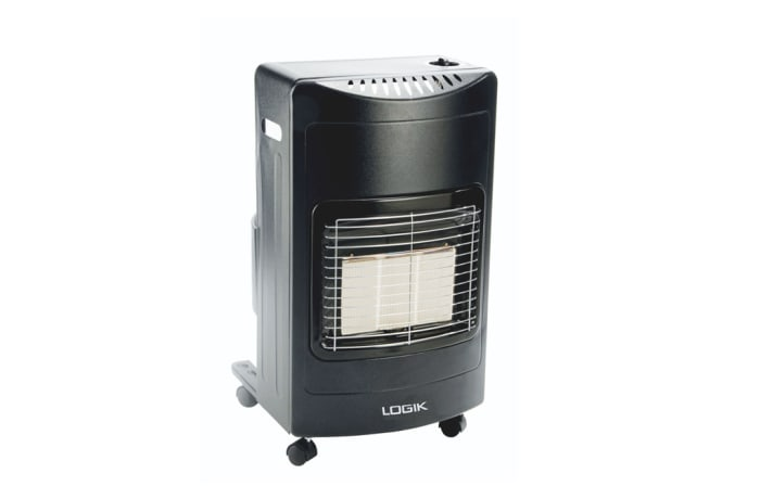 Logik Gas Heater with 9kgs Full cylinder image