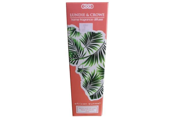 Air Freshener  Luxury Home Decor Diffuser Fragrance African Sunset - 200ml image