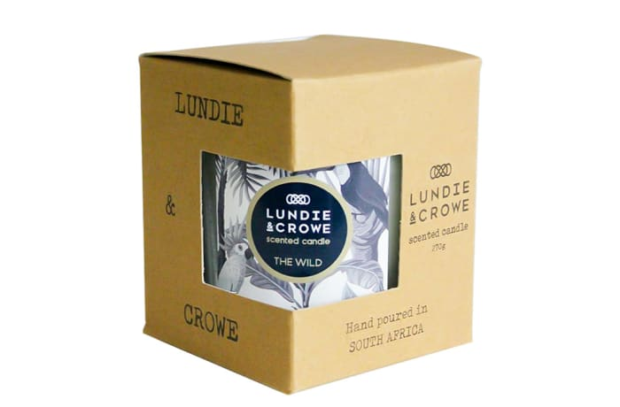 Lundie & Crowe Scented Candle - The Wild  image
