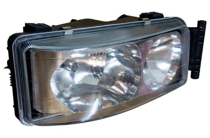 MAN Truck Headlight image
