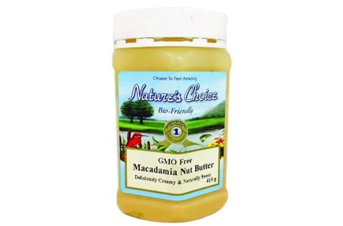 Macadamia Nut Butter Gmo Free  410g image