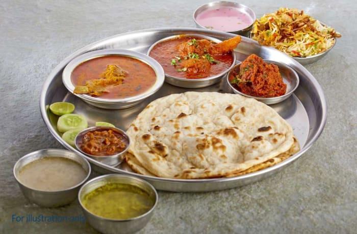 Thali - Takeaway Special Thali image