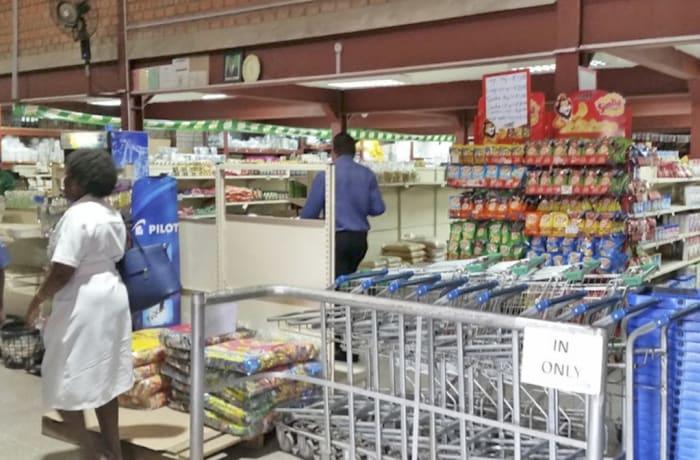 Supermarket - 2