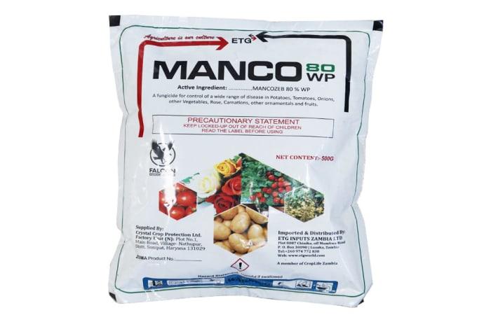Manco 80WP Fungicide - 1kg image