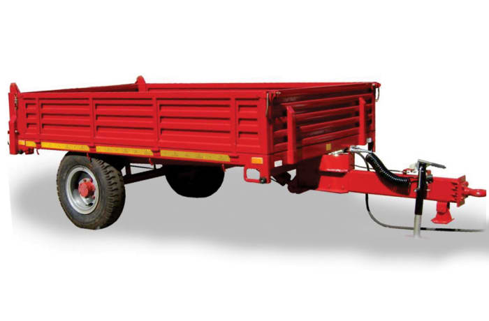 MF Trailer  5 tonne tipping trailer image