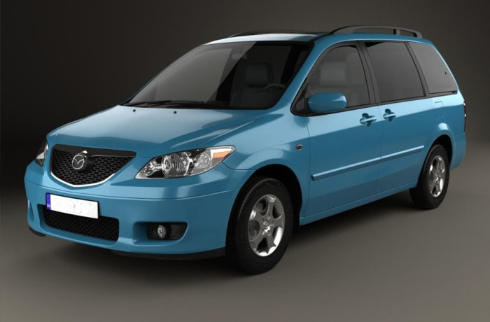 Mazda MPV - Per day - within Lusaka image