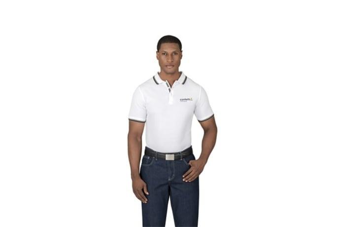 Mens City Golf Shirt image