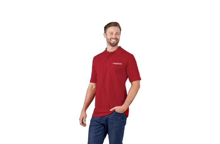 Mens Elemental Golf Shirt image