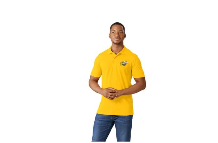 Mens Michigan Golf Shirt image