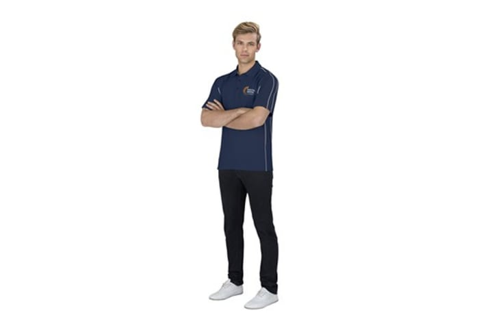 Mens Pontiac Golf Shirt image