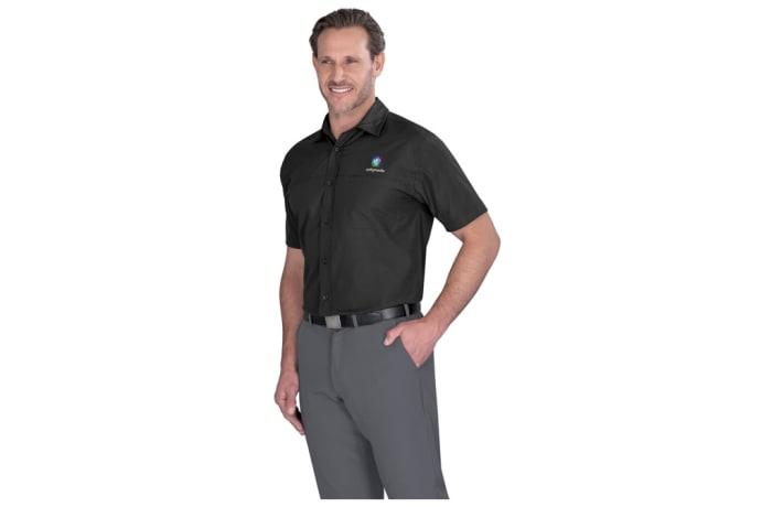 Mens Short Sleeve Empire Shirt image