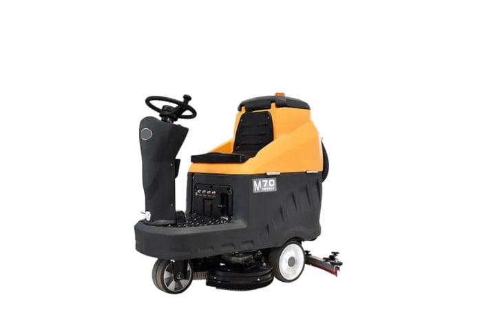M70 Ride on Industrial Floor Scrubber  image