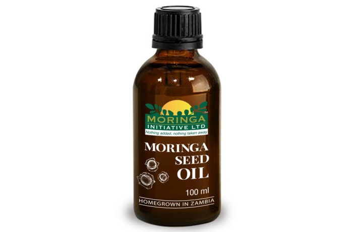 Moringa Oil 100ml image