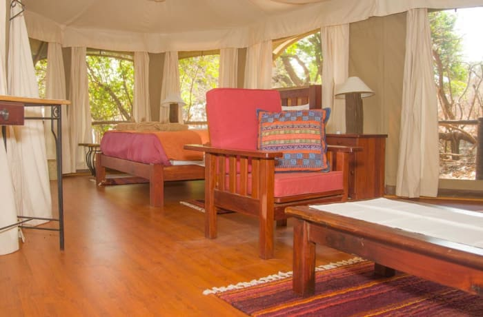 Bemba Luxury Tent image