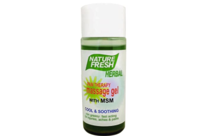 Herbal Pain Therapy  Massage Gel with Msm 100ml  image