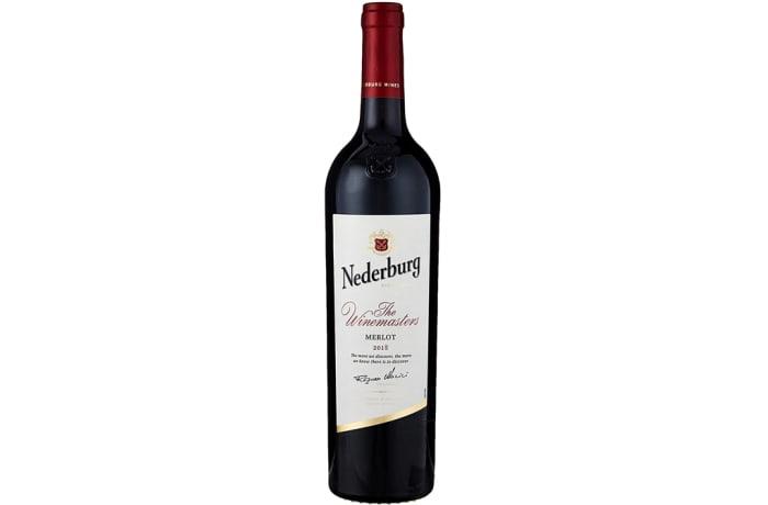 Red Wine Nederburg Winemasters  Merlot 2018  image