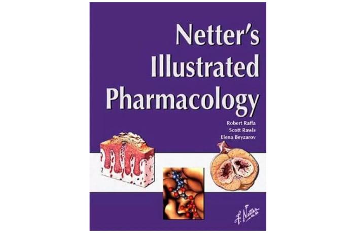 Netter's Illustrated Pharmacology image