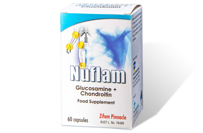 Nuflam Glucosamine + Chondroitin image