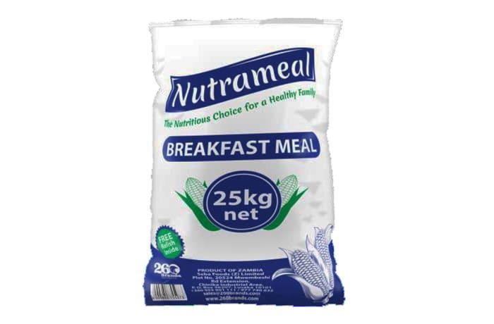 Nutrameal  White Maize  Breakfast Meal 25kg  image