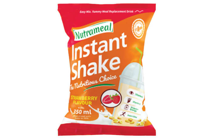 Nutrameal  Instant Shake   Strawberry 50 X 350ml image
