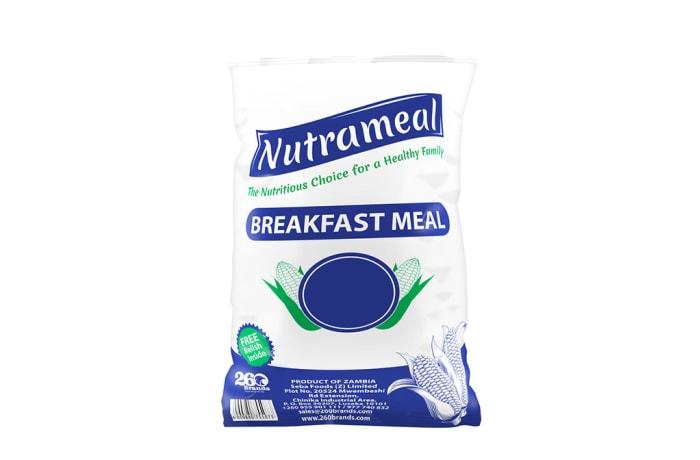 Nutrameal White Maize  Breakfast Meal 10kg image