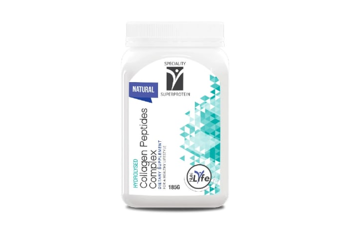 Hydrolysed Collagen Peptides Complex  Dietary Supplement  185g image