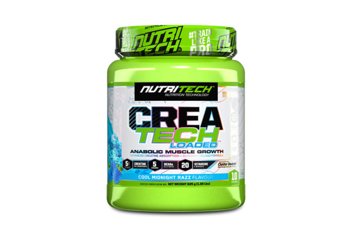 Nutritech Createch Loaded  image