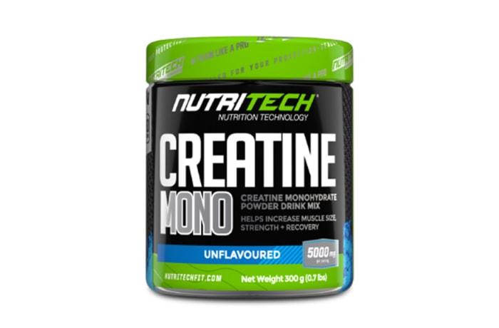 Nutritech Creatine mono image